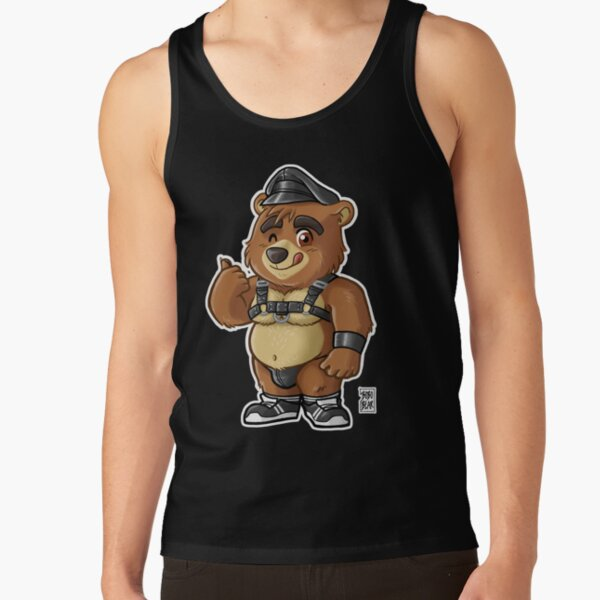 KINKY CUB - BEARZOO SERIES Tank Top