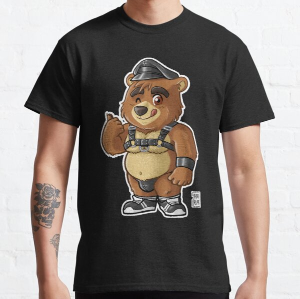 KINKY CUB - BEARZOO SERIES Classic T-Shirt