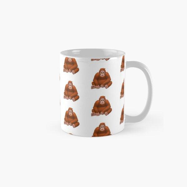 orangutan monkey emoji Classic Mug