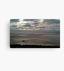 Offshore Gale Canvas Print