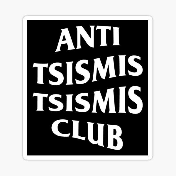 Anti Tsismis Sticker