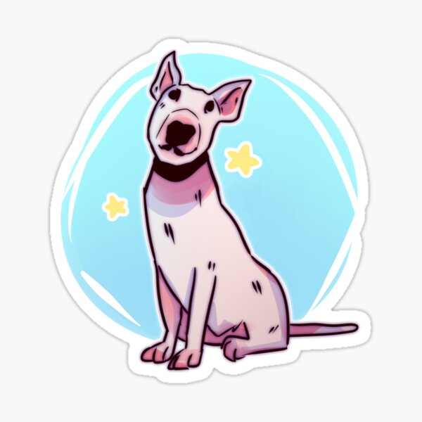 PUPPERNELSON CUTE  Sticker