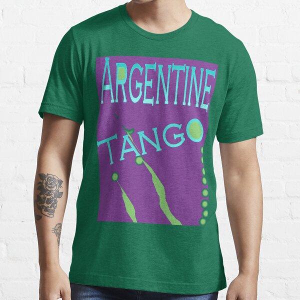 Argentine Tango Essential T-Shirt