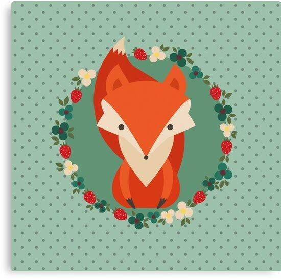 Woodland Fox by perfectexposure