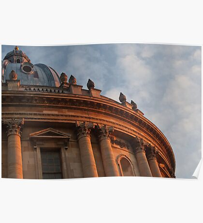 Radcliffe Camera up Close Poster