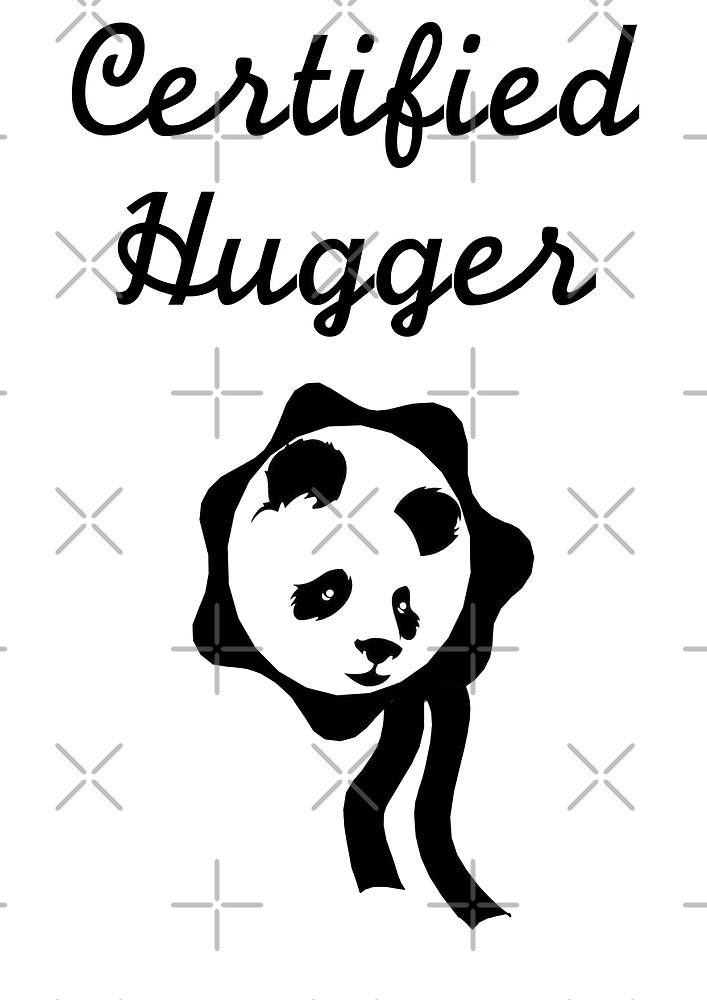 Certified hugger by ClaraMB