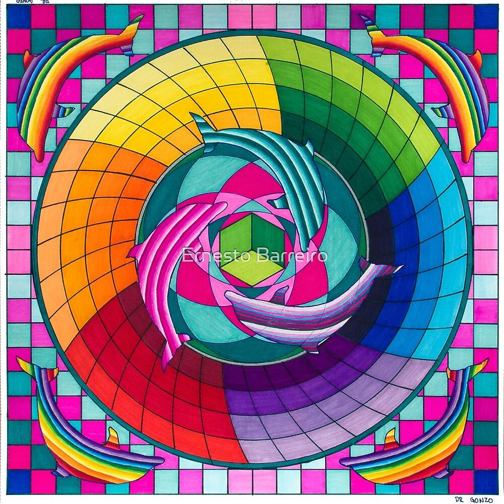 Sirius dolpin color scheme 1 by Ernesto Barreiro