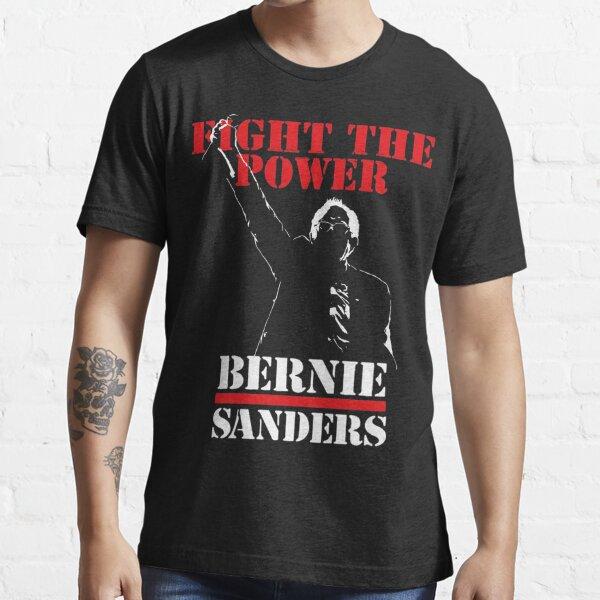 Bernie Sanders LA Rally / Public Enemy Essential T-Shirt