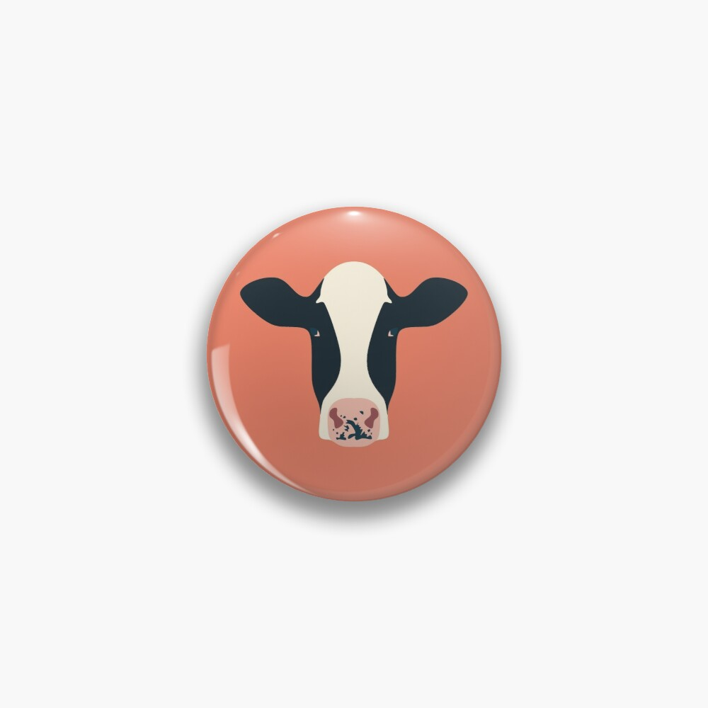 Dairy Cows (Amber) Pin
