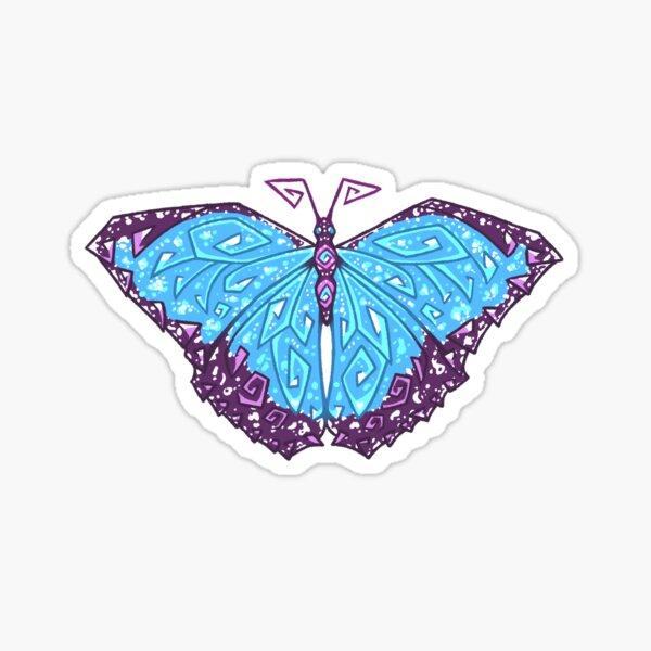 Dream Morpho Sticker