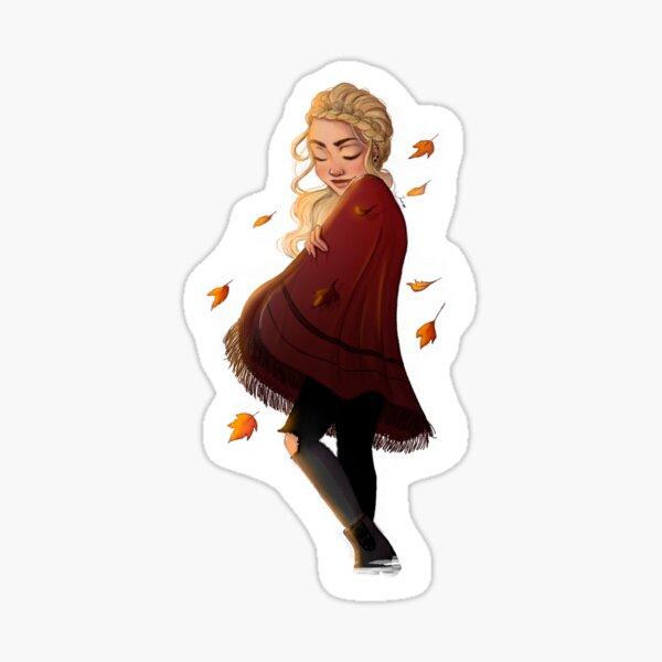 Autumn Vibes Sticker