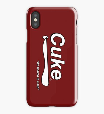 Cuke iPhone Case/Skin