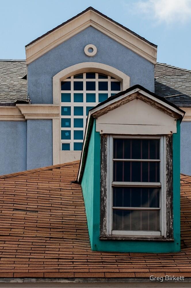 Roof Line by Greg Birkett