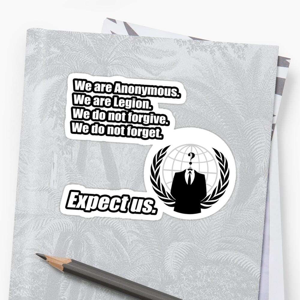 Anonymous by phreshdesigns