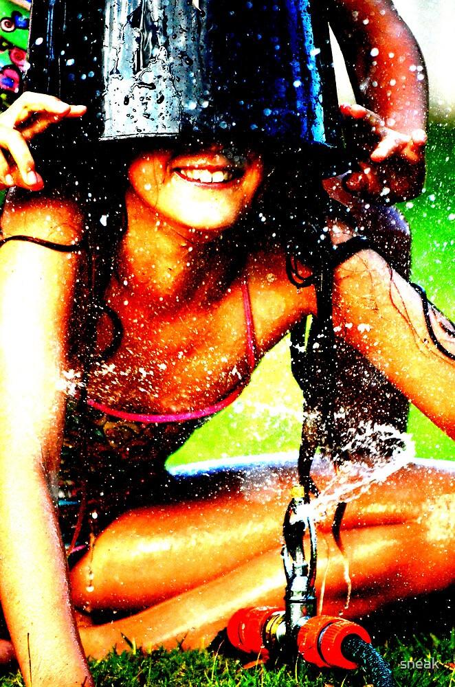 Bucket loads of fun! by sneak
