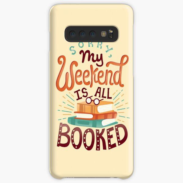 I'm booked Samsung Galaxy Snap Case
