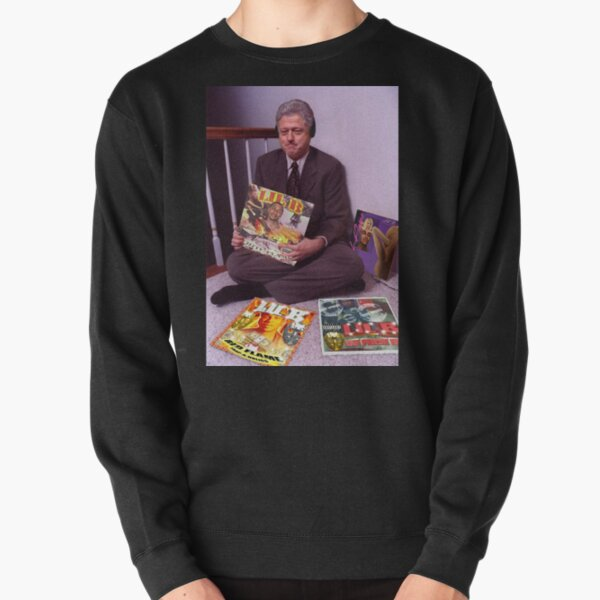 Based Clinton Pullover Sweatshirt