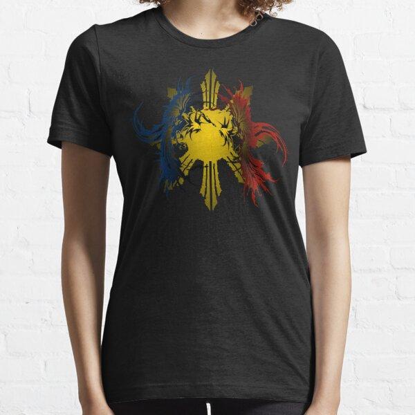Gallo lucha Camiseta esencial