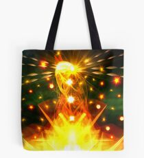 Beyond the Veil of Autumn Tote Bag