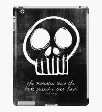 Boris Karloff iPad Case/Skin