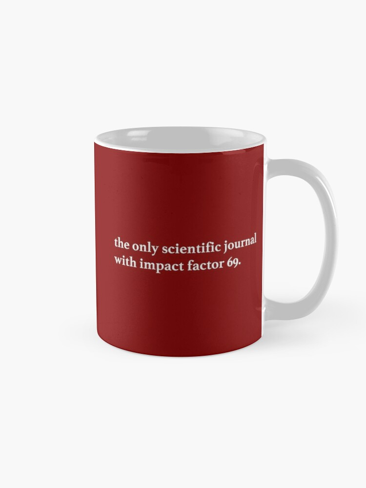 Alternate view of DNAtured Science Unravelled Mug
