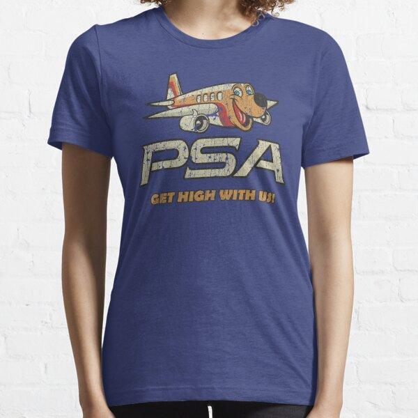 Pacific Southwest Airlines (PSA) Essential T-Shirt