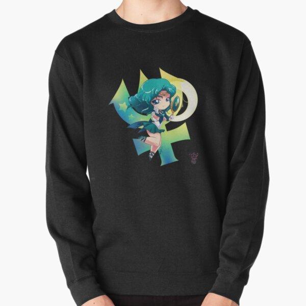 Chibi Super Sailor Neptune Pullover Sweatshirt