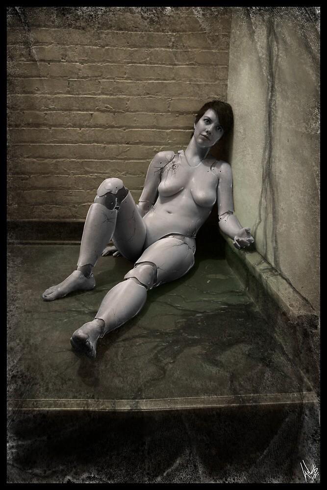 Gothic Photography Series 218 by Ian Sokoliwski