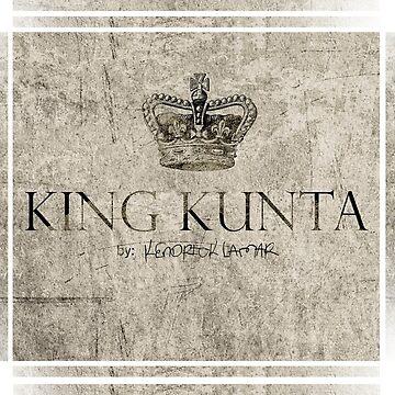 KING KUNTA  by urbanhierarchy