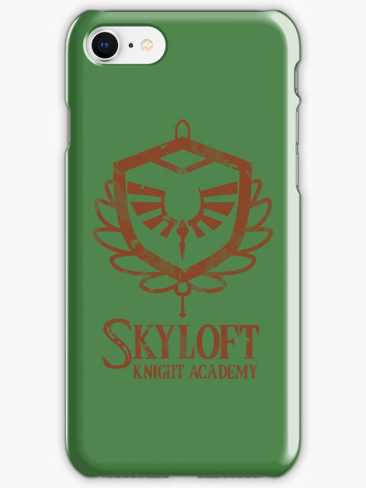 Skyloft Knight Academy by Rachael Thomas