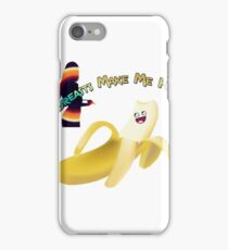 Your Breasts Make Me Happy iPhone Case/Skin