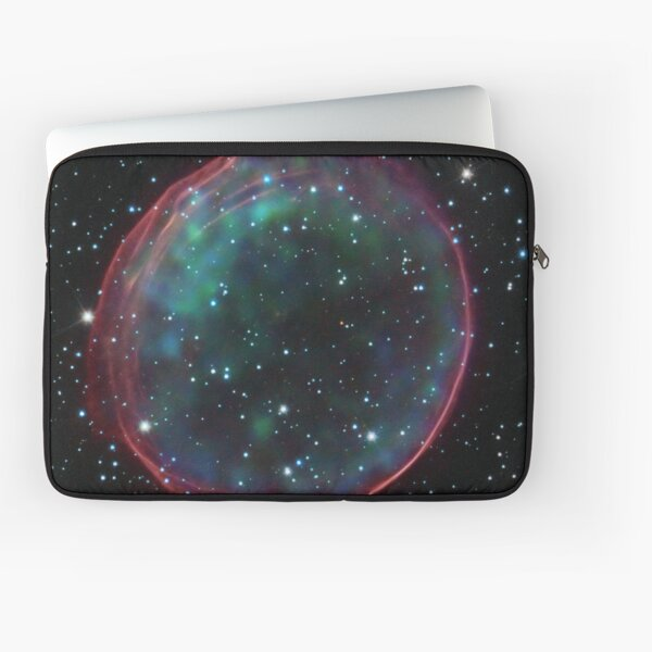 Supernova remnants such as this are the source of many cosmic rays. Laptop Sleeve