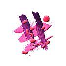 Nail artists Splash by t0nialar