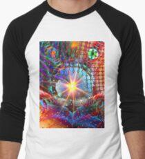 Plasticine Dream Men's Baseball ¾ T-Shirt