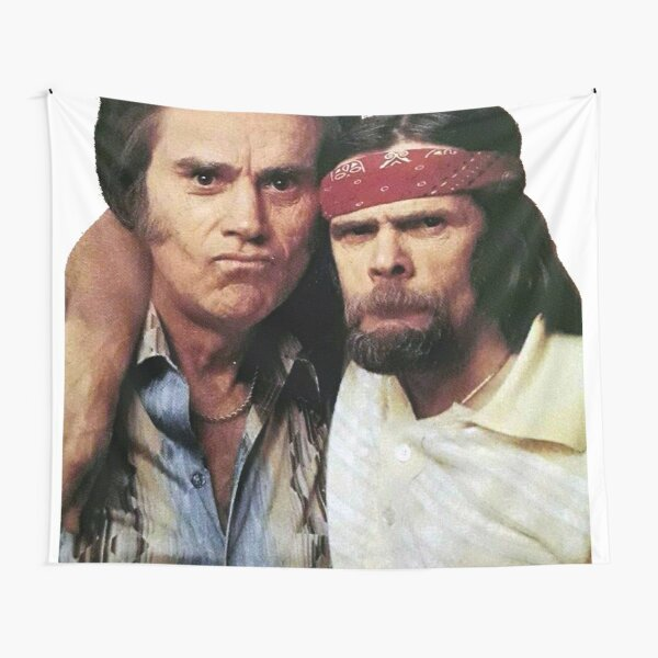 George Jones and Johnny Paycheck - Double Trouble (album) Tapestry