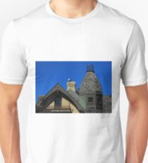 House Windows and Turret T-Shirt