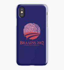Braains 2012 iPhone Case/Skin