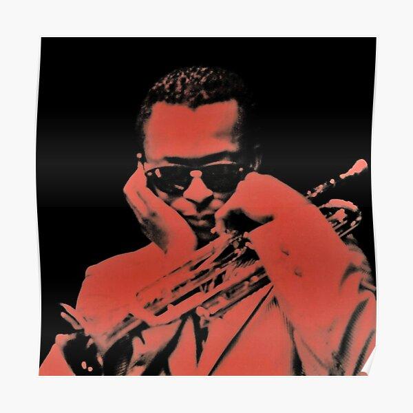 Miles Davis (musicien) Poster