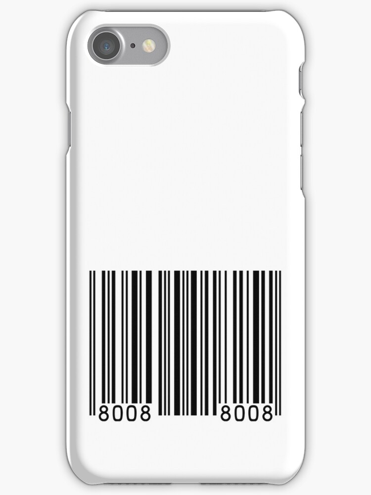 Barcode by Carl Eyre