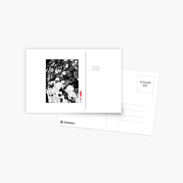 Mindfulness In Monochrome - Tears Postcard