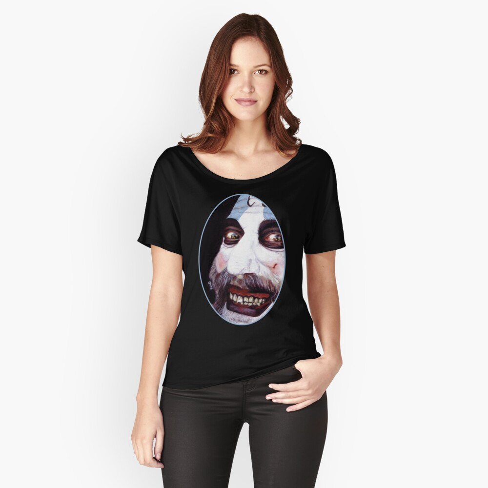 Captain Spaulding Relaxed Fit T-Shirt