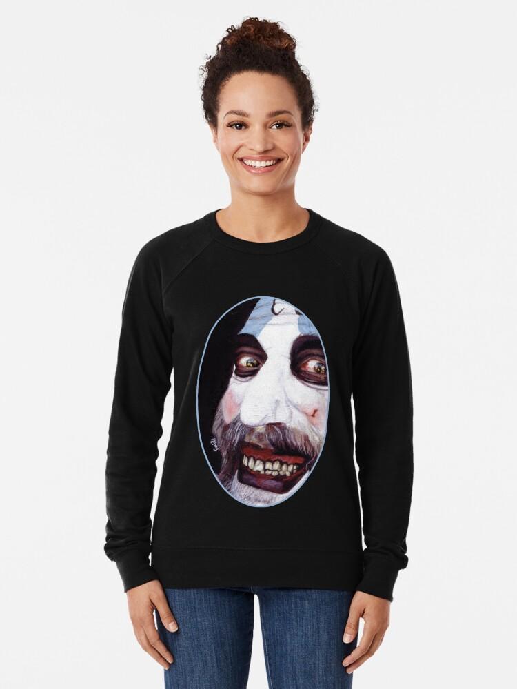 Alternate view of Captain Spaulding Lightweight Sweatshirt