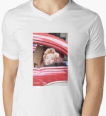 Marilyn Monroe iPhone Case Men's V-Neck T-Shirt
