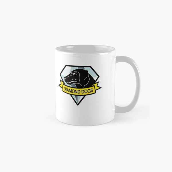 I ♥ Diamond Dogs (Metal Gear Solid)  Classic Mug
