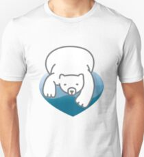Polar Heart Unisex T-Shirt