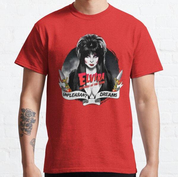 Goth Queens - Elvira, Mistress of the Dark Classic T-Shirt
