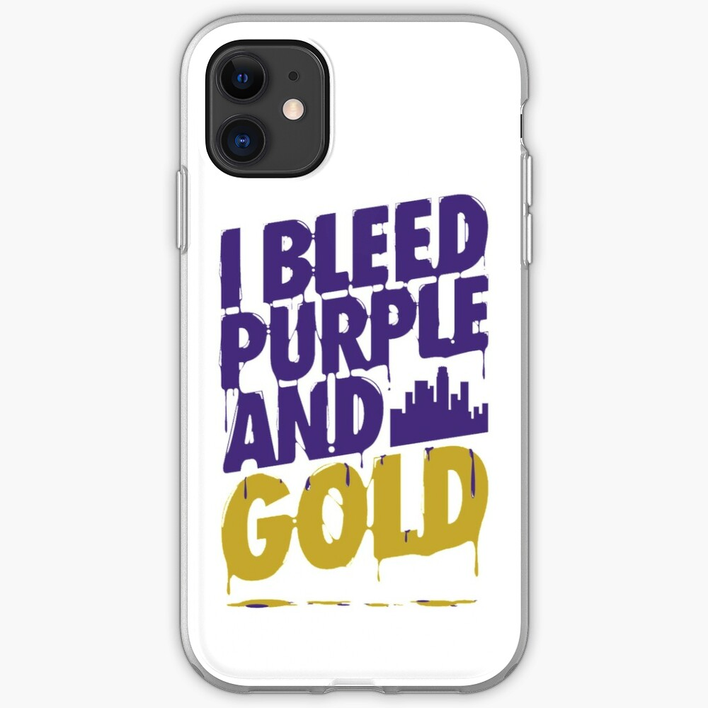 Lakers Nation  iPhone Case & Cover