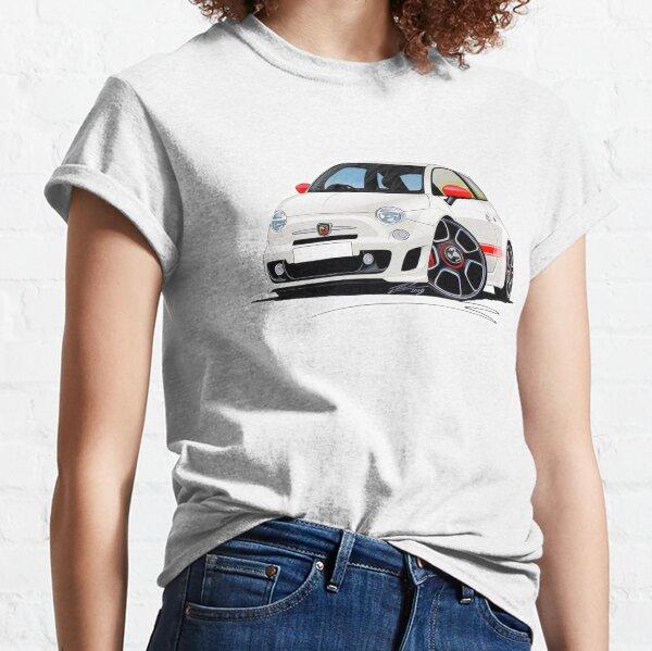 Fiat New 500 Abarth T-shirt classique