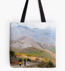 Hiking Mulanje, Malawi Tote Bag