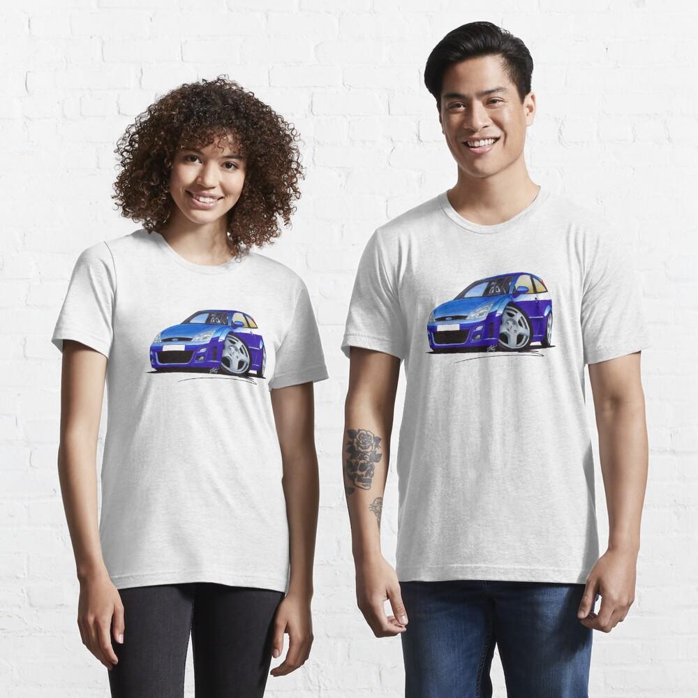 Ford Focus RS Blue Essential T-Shirt